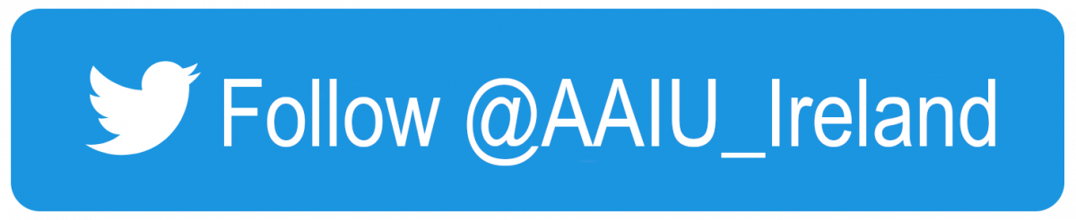 link to the aaiu twitter homepage